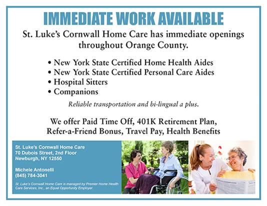 Home Care Recruiting Flyer