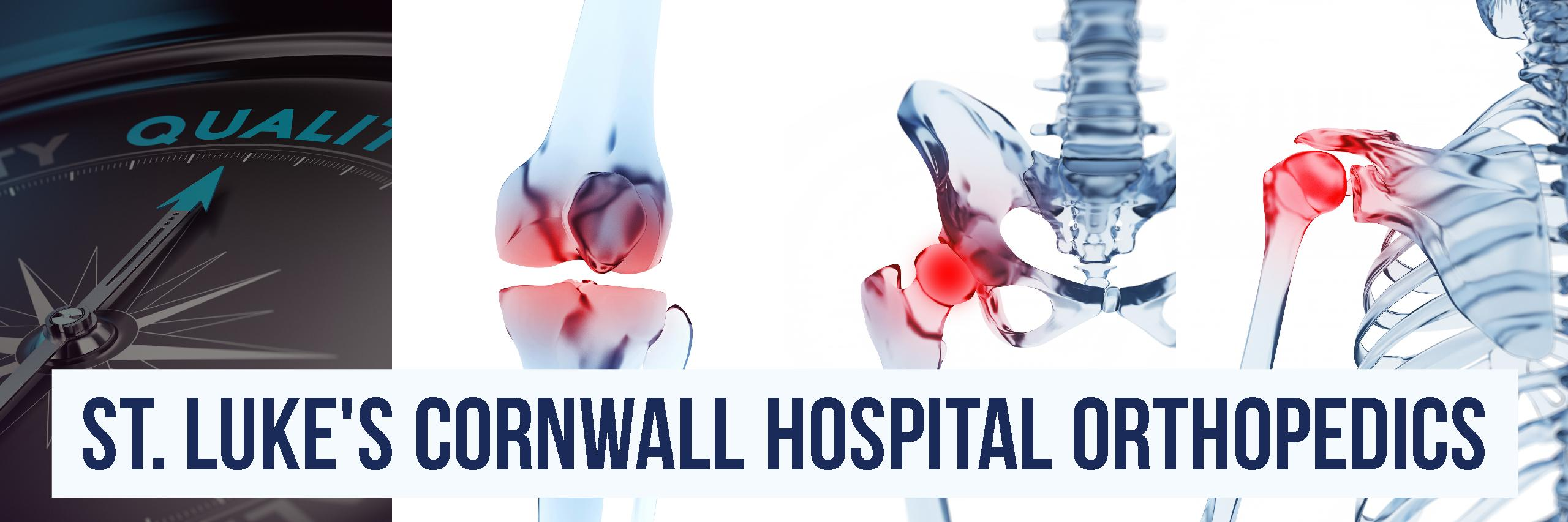 banner image with joints for orthopedics