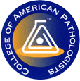College of American Pathology (CAP) logo